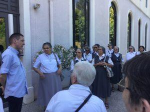 Visite du séminaire avec le Père Olivier_c